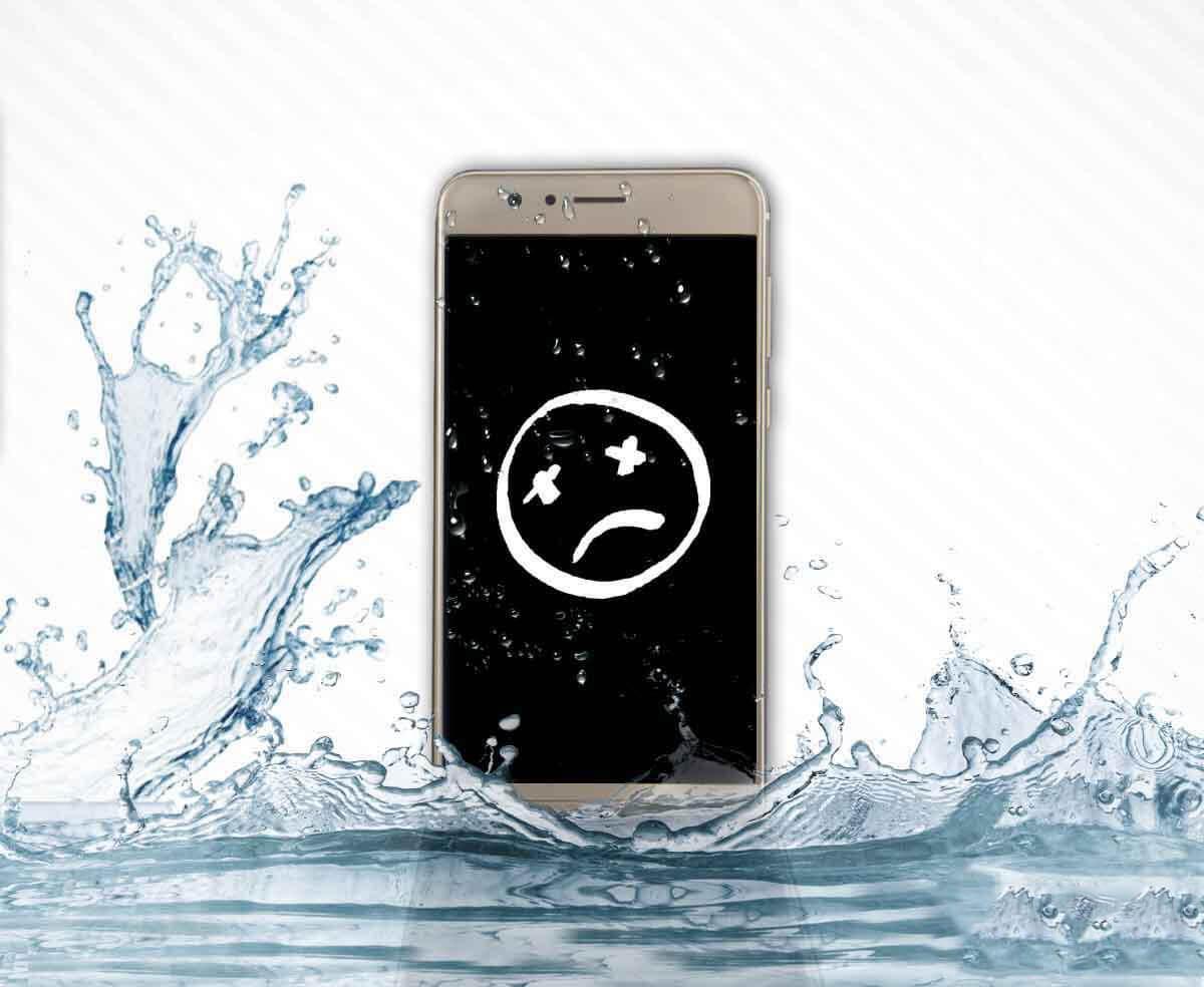 Redmi Mobile Water Damage Service
