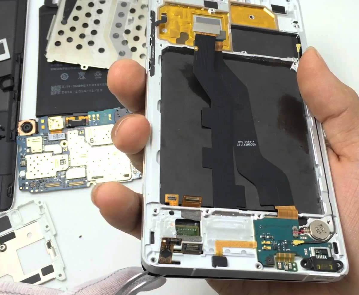 Redmi Phone Liquid Damage Service